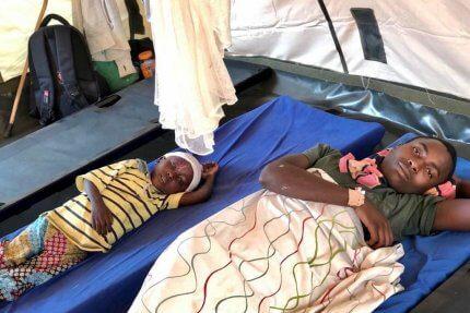 Koronawirus rozprzestrzenia się w Kongu