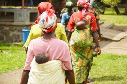 Prawa kobiet w Demokratycznej Republice Konga nie zawsze są przestrzegane