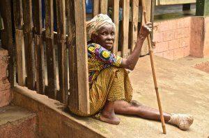 Kobiety w Afryce nierzadko doświadczają przemocy